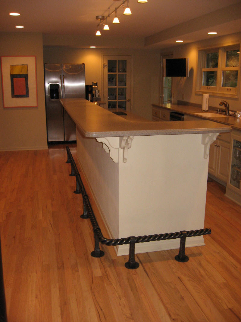 Bar Footrest Pipe Kitchen Island Made Of Pipes Purchase  : IMG0421 from www.ideasynertech.com size 800 x 1066 jpeg 103kB